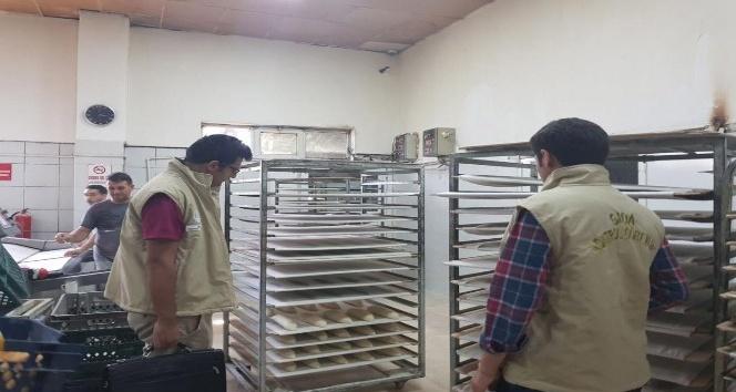 Kırklareli'nde Ramazan denetimi devam ediyor