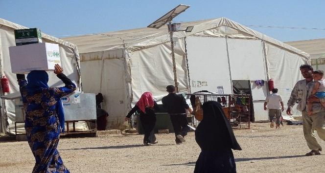 Suriye'deki 1 milyon kişiye Ramazan yardımı