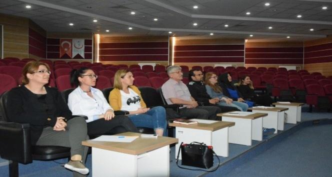 Nevşehir'de hastane personellerine işaret dili eğitimi veriliyor