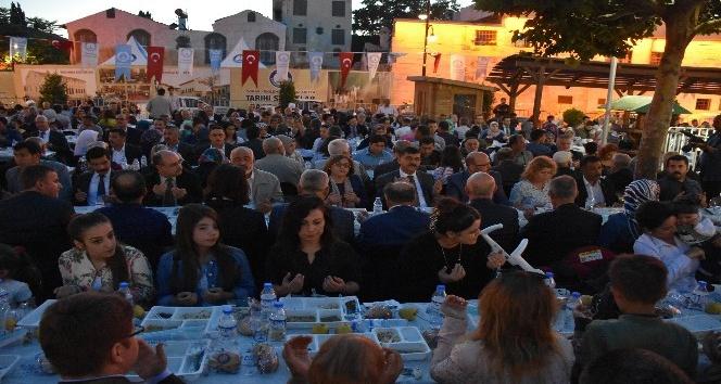 Gaziantep'te 4 bin kişilik iftar