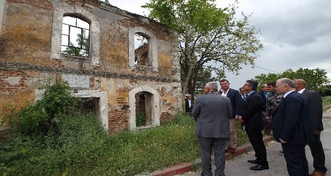Tarihi cami restore edilecek