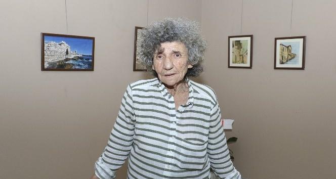 Lina Nasif'ten anlamlı sergi