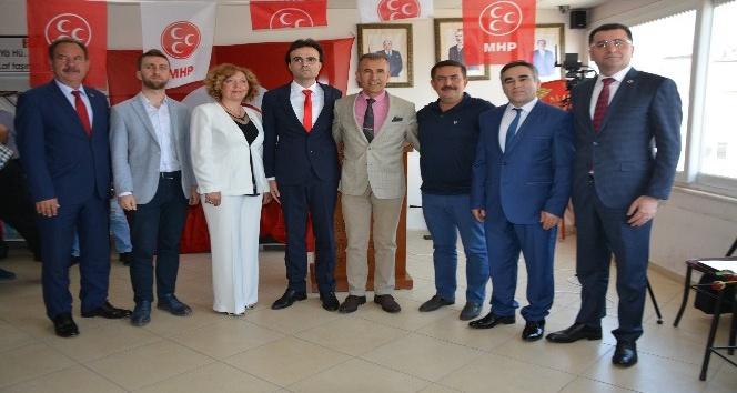 MHP'nin Aydın milletvekili listesinde Sökeli adaylar öne çıktı