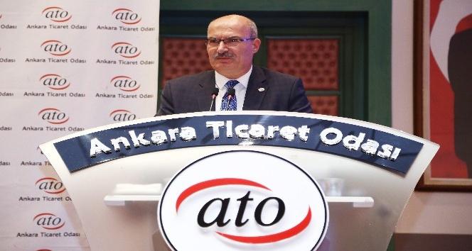 """ATO Başkanı Baran'dan """"İstihdam çağrısı"""