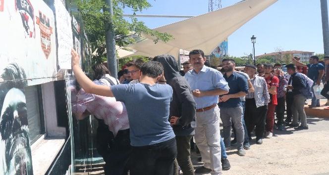 Gazişehir Gaziantep taraftarları 100 otobüsle finale çıkarma yapacak