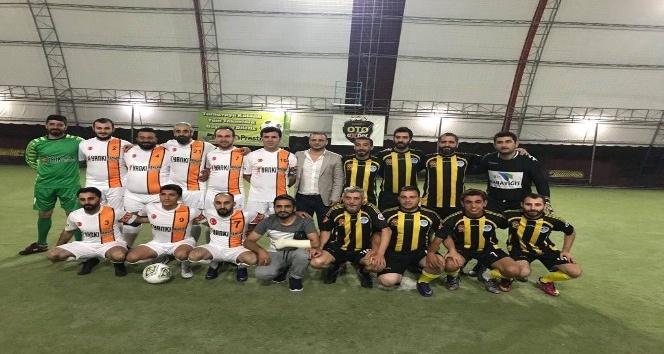 Matbaacılar Odası Futbol Turnuvası'nın şampiyonu Basınspor