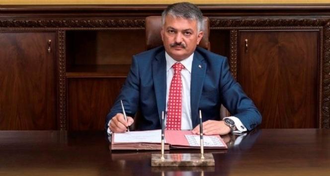 Vali Yazıcı, 19 Mayıs Gençlik ve Spor Bayramını kutladı