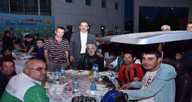 """Başkan Altay: """"Camilerimiz çocuklarımızla daha güzel"""""""