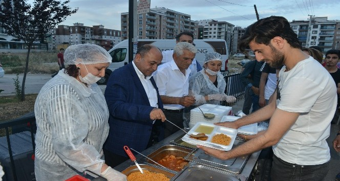 Çiğli'de her mahalleye iftar