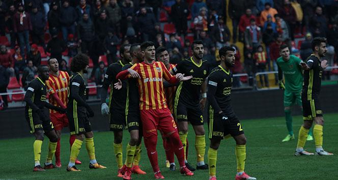 ÖZET İZLE: Yeni Malatyaspor 3-2 Kayserispor Maçı Özeti ve Golleri İzle |Malatya Kayseri kaç kaç bitti?