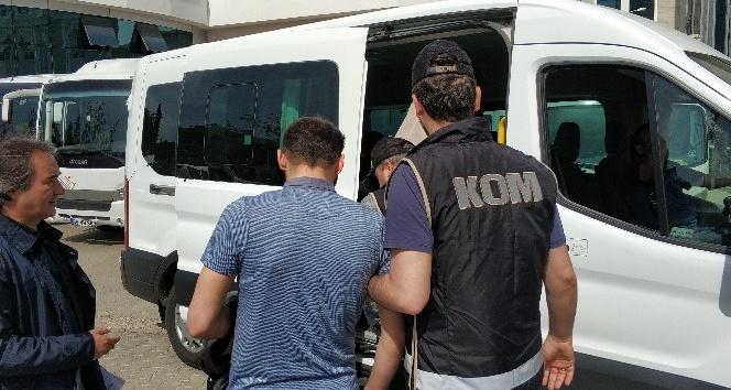 Samsun'da 'ByLock'tan 2 kişi tutuklandı