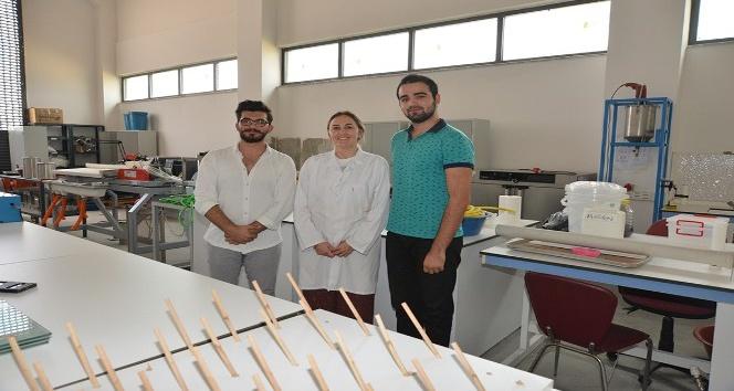 Adana BTÜ öğrencilerine TÜBİTAK desteği