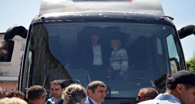 CHP Cumhurbaşkanı adayı İnce: