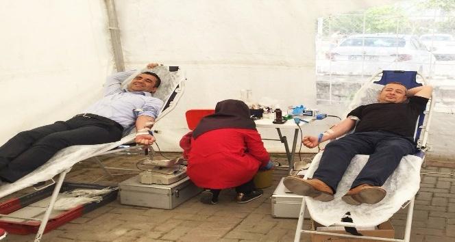 Kayserigaz Kan Bağışıyla Umut Oldu