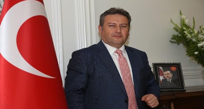 Başkan Palancıoğlu'dan 19 Mayıs Mesajı