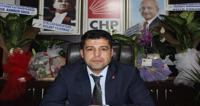 CHP İl Başkan Çakmak'tan 19 Mayıs mesajı