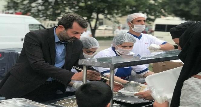 Gürsu'da ramazanın manevi atmosferi yaşanıyor