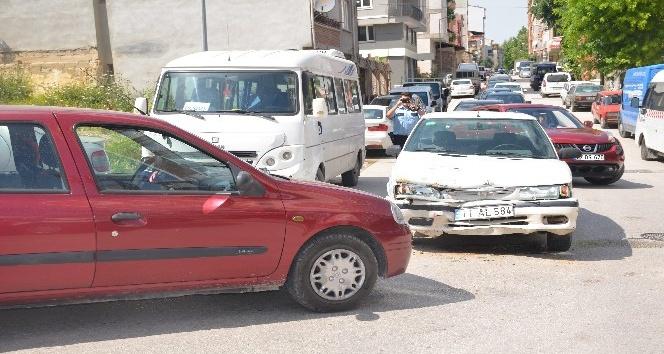 Bilecik'te trafik kazası, bir kişi yaralandı