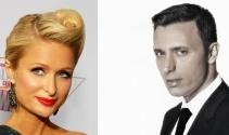 Paris Hilton ve Mustafa Sandal, aynı podyumda