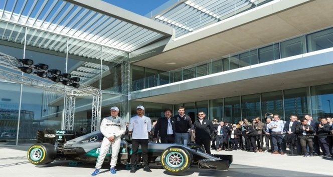 Petronas'ın yeni Ar-Ge Merkezi İtalya'da açıldı