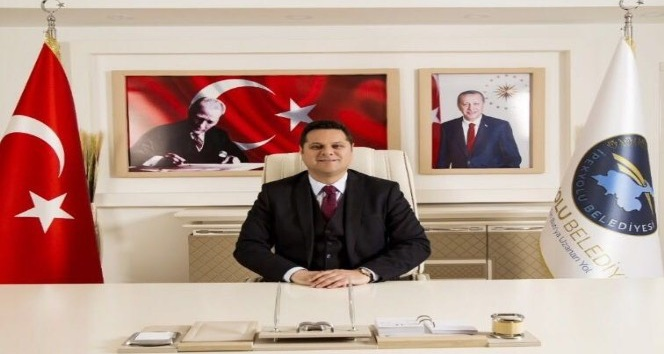 Kaymakam Öztürk'ün '19 Mayıs Atatürk'ü Anma, Gençlik ve Spor Bayramı' mesajı
