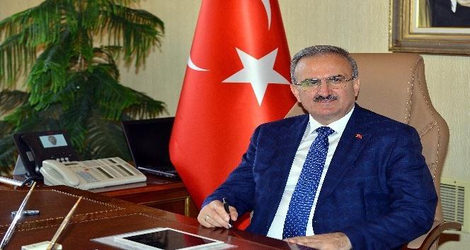 Antalya'da 19 Mayıs kutlaması mesajları