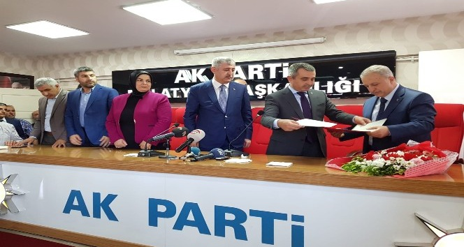 AK Parti Malatya İl yeni Başkanı İhsan Koca: