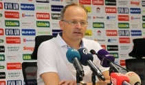 İrfan Buz: 'Gol bölgelerinde büyük sıkıntılar yaşadık'