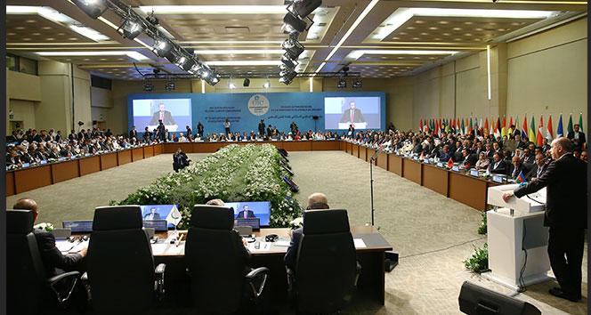 İslam İşbirliği Teşkilatı Zirvesi sonuç bildirgesi kabul edildi! İşte çıkan kararlar