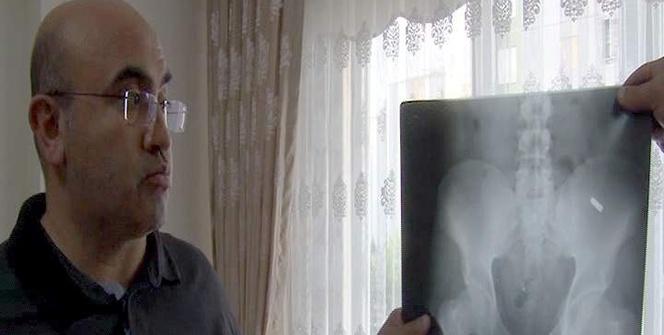 11 yıldır PKK kurşunuyla yaşayan vatandaş gazilik onuru istiyor