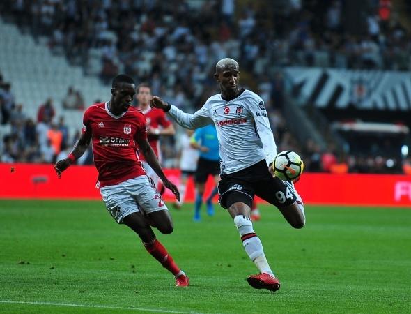 Beşiktaş'ta veda! Maçın ardından açıkladı