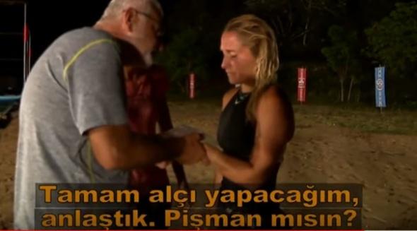 Sema ve doktor Metin Kuş arasındaki diyalog şaşırttı! Survivor'da kim kazandı?