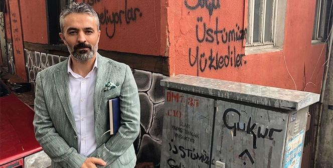 Erzurum'da 'Çukur' mahalleler