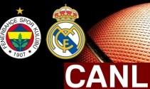 Fenerbahçe Doğuş Real Madrid