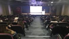 """""""Üniversiteye ve Liseye Girişte Yeni Sistem ve Adayın Rolü"""" semineri gerçekleştirildi"""