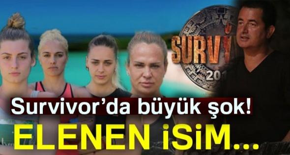 Survivor kim gitti? Survivor kim elendi? 21 Mayıs survivor elenen isim (SURVİVOR ELENEN KİM)