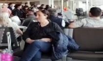 Frankfurttan 16 saat gecikme ile İstanbula inen yolcular mağdur oldu