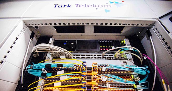 Türk Telekom 130 milyon TL yatırımla Esenyurt Veri Merkezini açtı