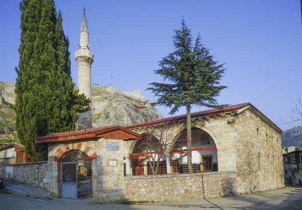 Bu cami özelliğiyle Anadolu'da tek!