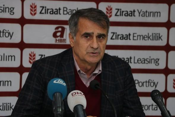 Beşiktaş'ta Şenol Güneş depremi