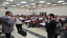 Bartın Belediyesinin iftar buluşmaları sürüyor