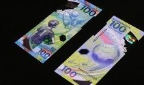 Rusya, dünya kupası için banknot bastırdı