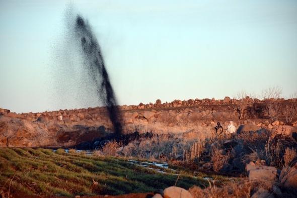 Türkiye'de petrol arama seferberliği