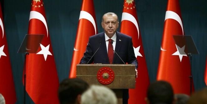 Cumhurbaşkanı Erdoğan'dan İnce'ye FETÖ cevabı!