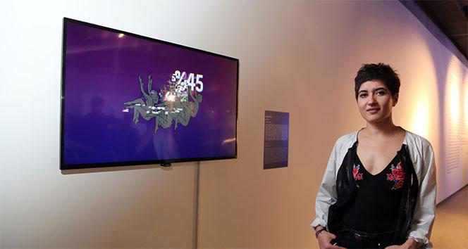 Hazal Fırat, sanatla 'iyi yaşamı' sorguladı