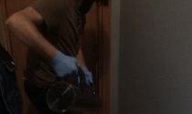 Polis günlük kiralık eve girdi! Gördükleri dehşete düşürdü