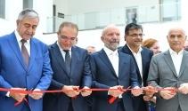 TÜRKSOY Ressamlar Sergisi Cumhurbaşkanı Mustafa Akıncının Katılımıyla Açıldı