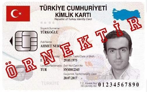 Yeni çipli kimlik kartlarını almayanlar bu habere dikkat