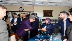 Vali Bilmez, şehit yakınları ve gaziler onuruna düzenlenen iftar programına katıldı