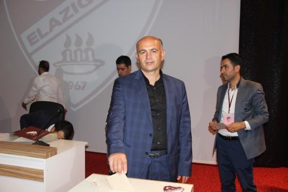 Elazığspor'da yeni başkan belli oldu